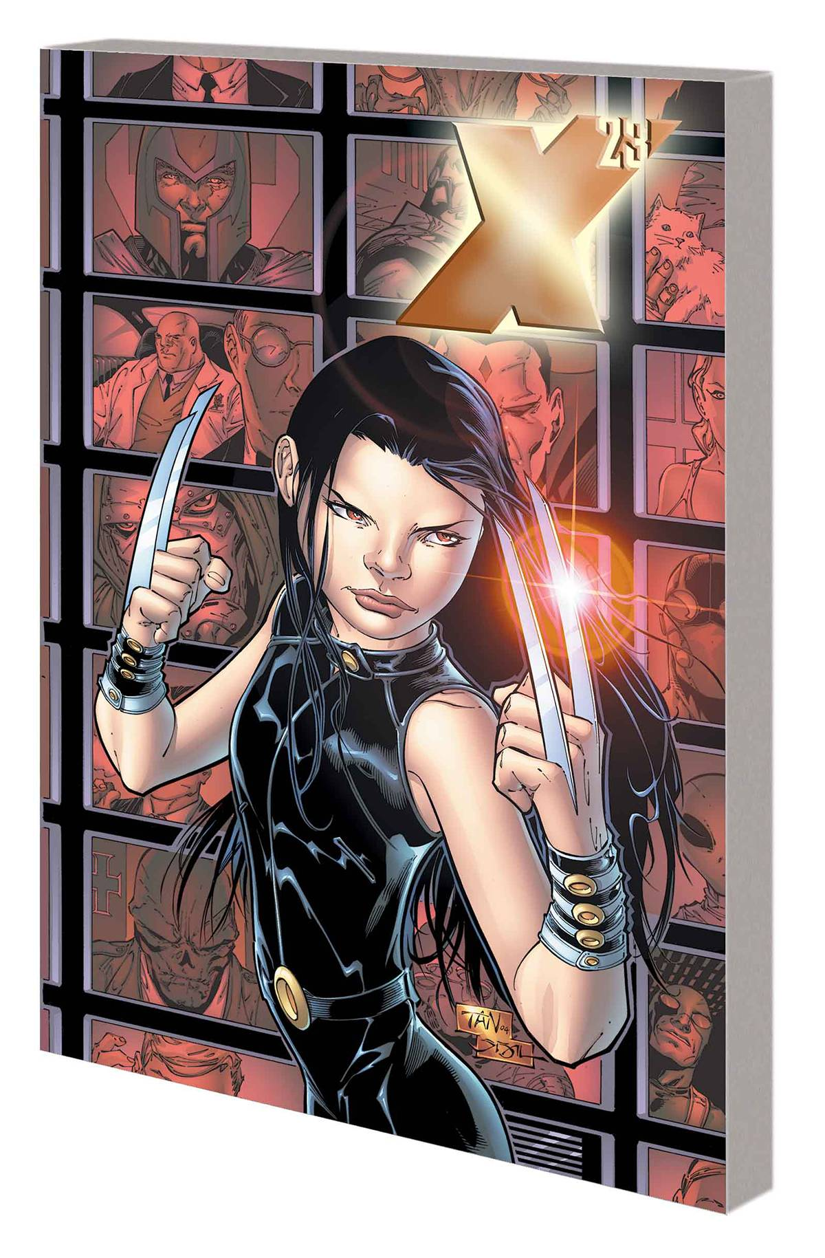 X-23: THE COMPLETE COLLECTION VOL 01