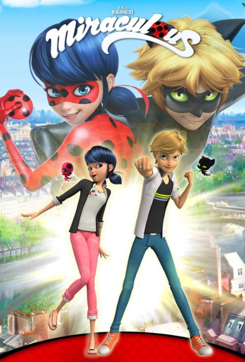MIRACULOUS: TALES OF LADYBUG AND CAT NOIR VOL 01