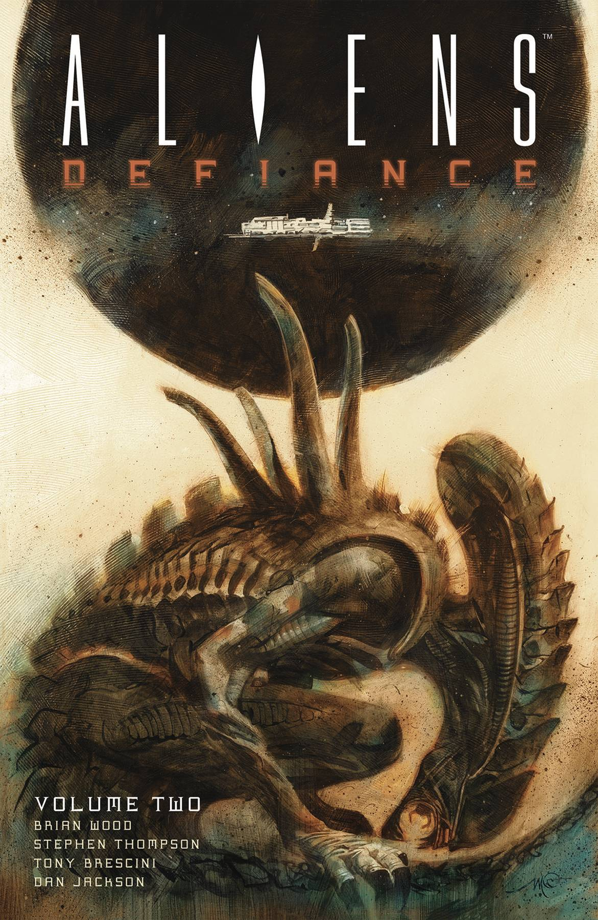 ALIENS: DEFIANCE VOL 02