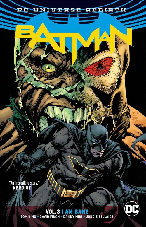 BATMAN VOL 03: I AM BANE