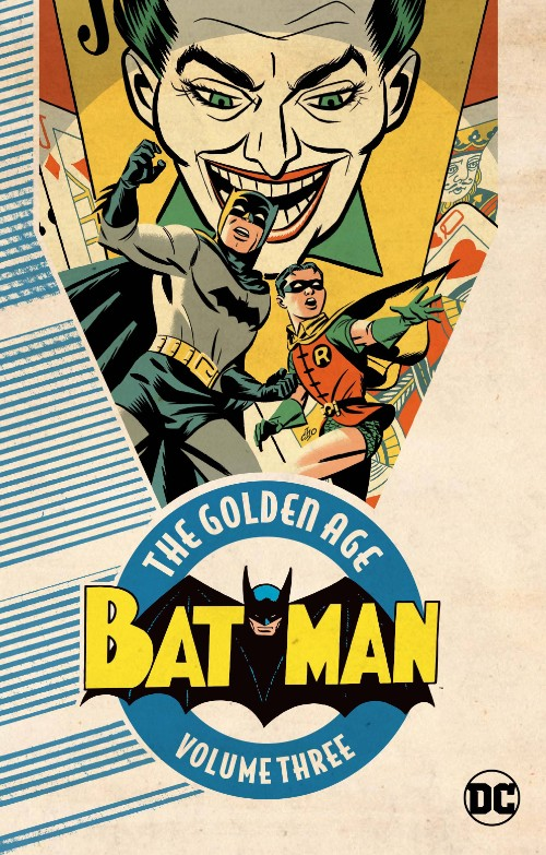 BATMAN: THE GOLDEN AGE VOL 03