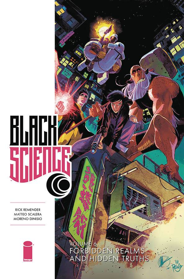 BLACK SCIENCE VOL 06: FORBIDDEN REALMS AND HIDDEN TRUTHS