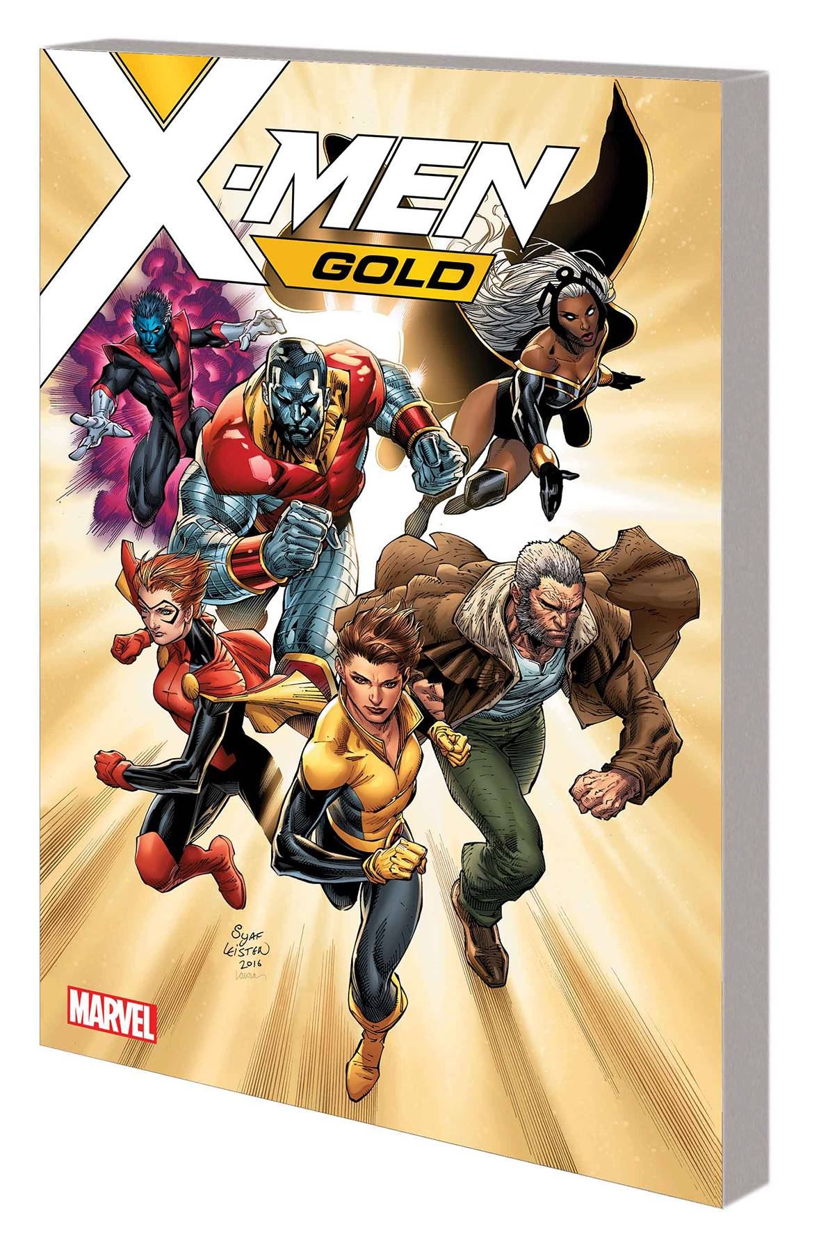 X-MEN: GOLD VOL 01: BACK TO THE BASICS