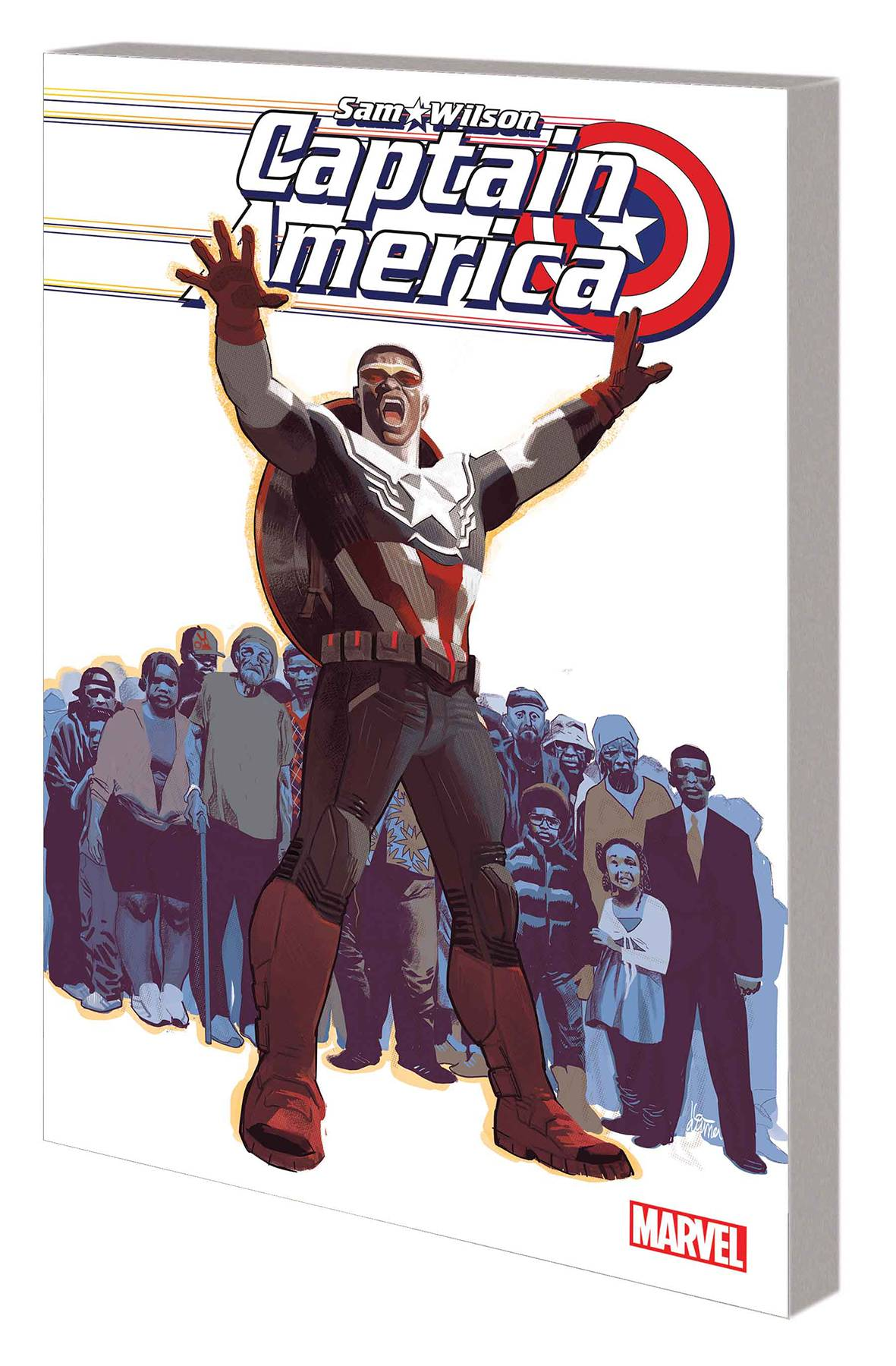 CAPTAIN AMERICA: SAM WILSONVOL 05: END OF THE LINE