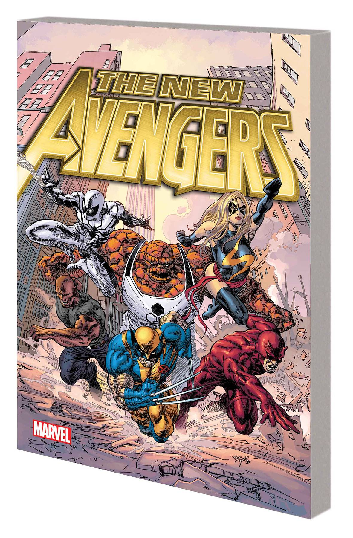 NEW AVENGERS BY BRIAN MICHAEL BENDIS: THE COMPLETE COLLECTION VOL 07