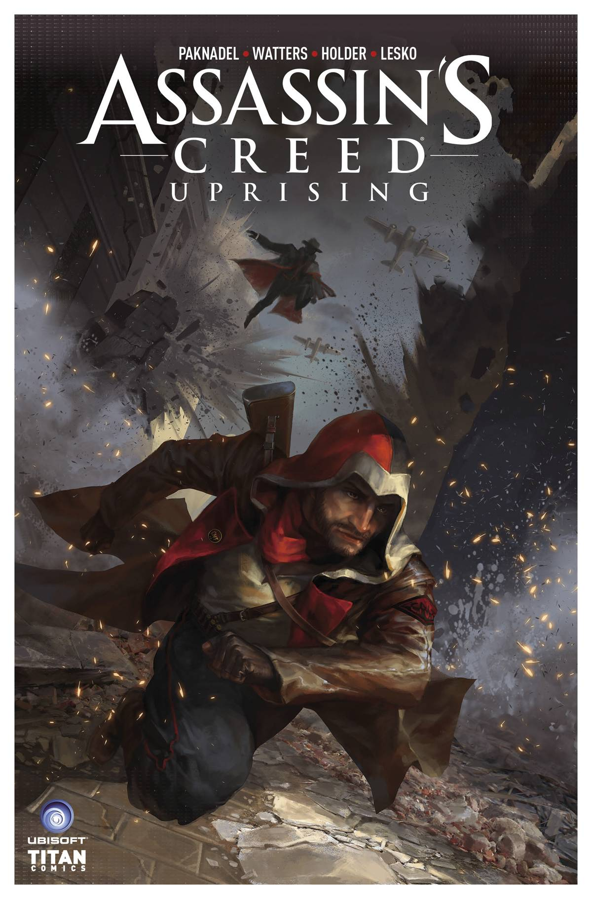ASSASSIN'S CREED: UPRISING#7