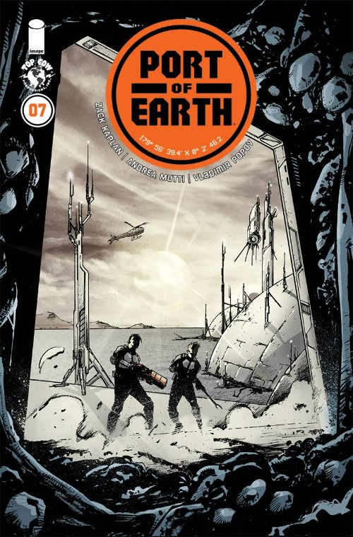 PORT OF EARTH#7