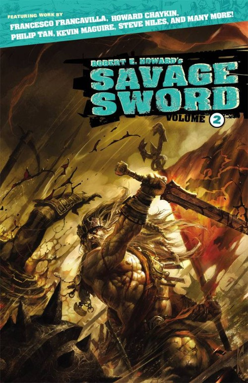 ROBERT E. HOWARD'S SAVAGE SWORDVOL 02