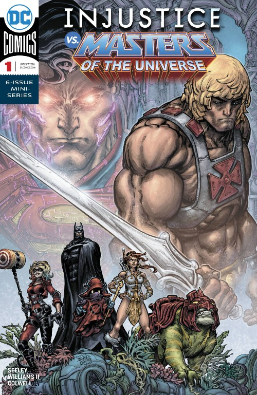 INJUSTICE VS. THE MASTERS OF THE UNIVERSE#1