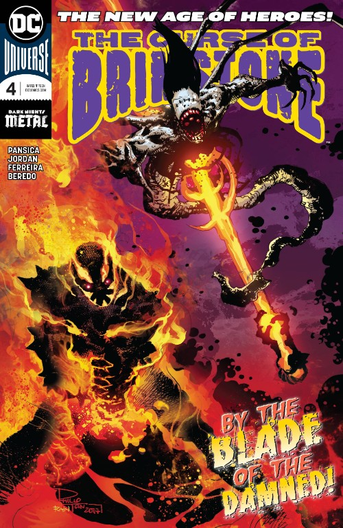 CURSE OF BRIMSTONE#4