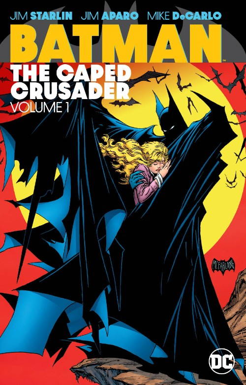 BATMAN: THE CAPED CRUSADER VOL 01