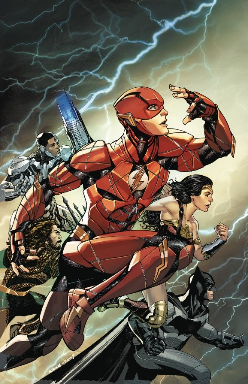 FLASH: REBIRTH DELUXE EDITIONBOOK 03