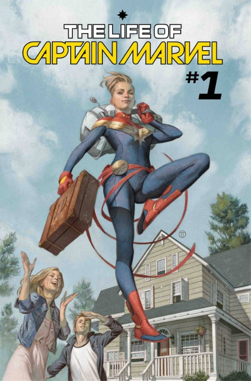 Key Storyline cover 4 for CAPTAIN MARVEL (CAROL DANVERS)