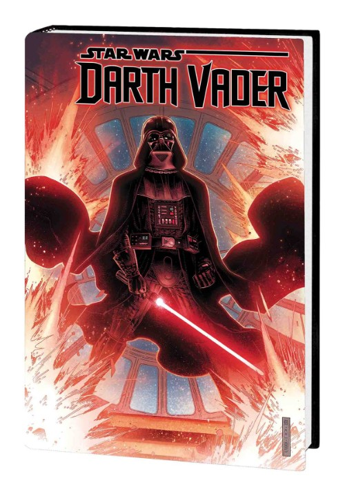 STAR WARS: DARTH VADER--DARK LORD OF THE SITH VOL 01