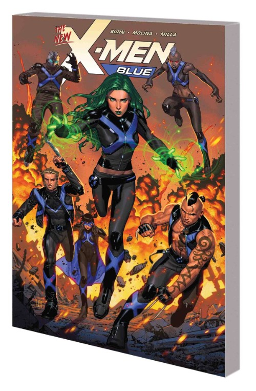 X-MEN: BLUE VOL 04: CRY HAVOK