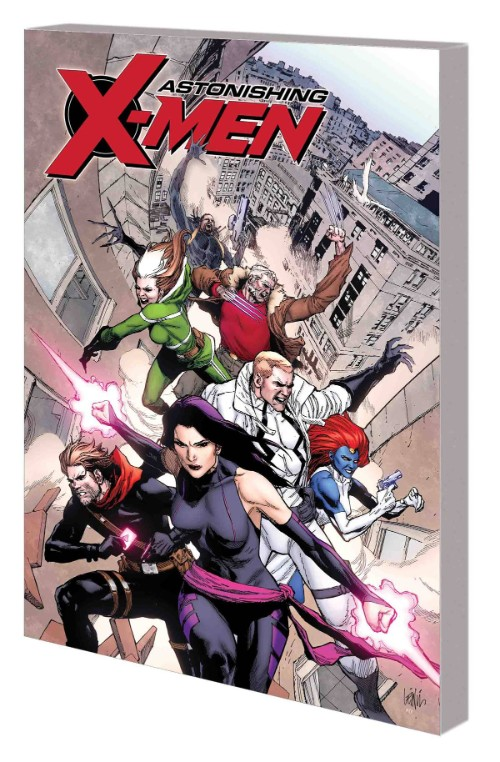 ASTONISHING X-MEN BY CHARLES SOULE VOL 02: A MAN CALLED X
