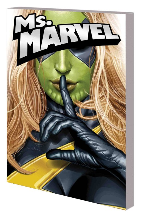 CAPTAIN MARVEL: CAROL DANVERS--THE MS. MARVEL YEARS VOL 02