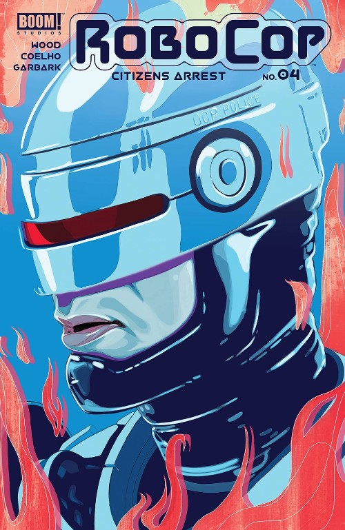 ROBOCOP: CITIZENS ARREST#4