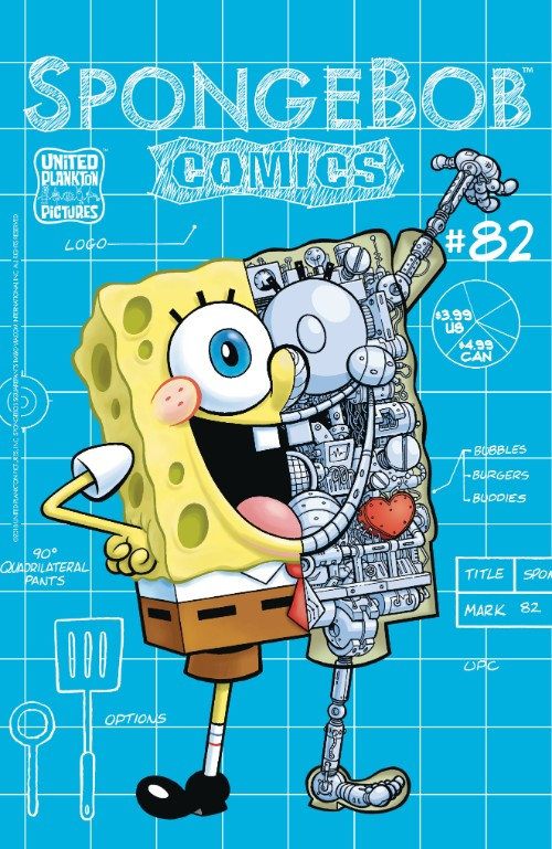SPONGEBOB COMICS#82