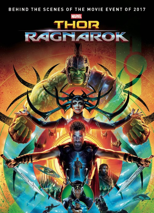 THOR: RAGNAROK--THE OFFICIAL COLLECTOR'S EDITION