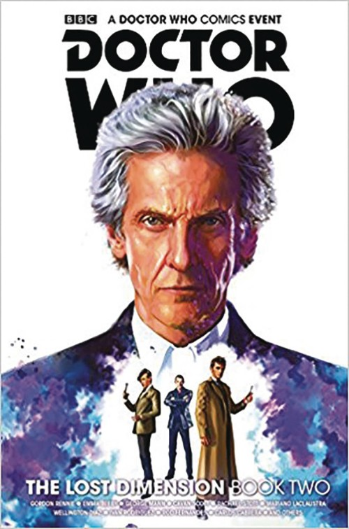 DOCTOR WHO: THE LOST DIMENSION VOL 02