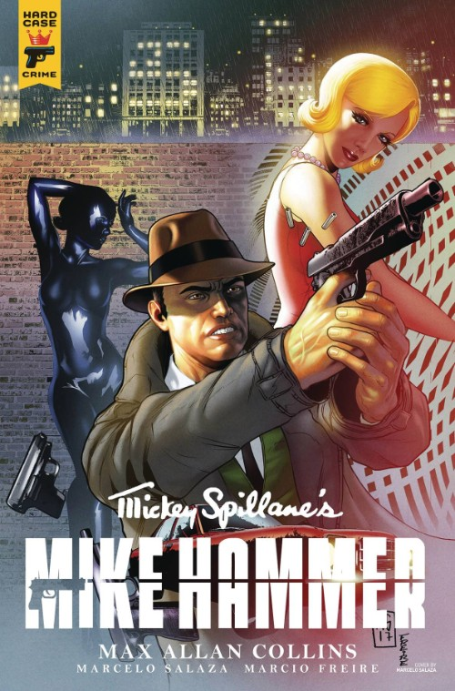 MIKE HAMMER#2