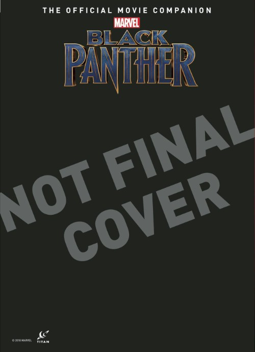 BLACK PANTHER: THE OFFICIAL MOVIE COMPANION