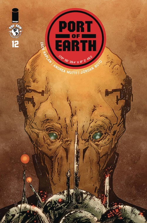 PORT OF EARTH#12