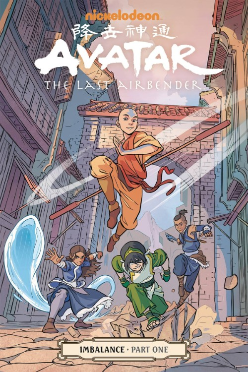 AVATAR: THE LAST AIRBENDER--IMBALANCEVOL 16: IMBALANCE PART 1