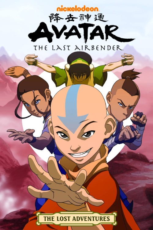 AVATAR: THE LAST AIRBENDER--THE LOST ADVENTURESVOL 01
