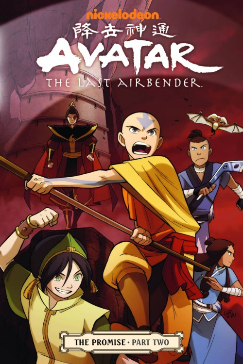 AVATAR: THE LAST AIRBENDER--THE PROMISEVOL 02: PROMISE PART 2