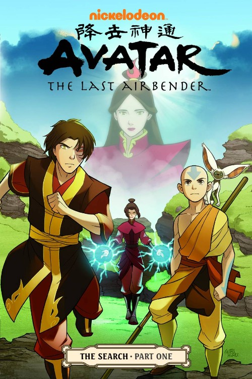 AVATAR: THE LAST AIRBENDER--THE SEARCHVOL 04: SEARCH PART 1