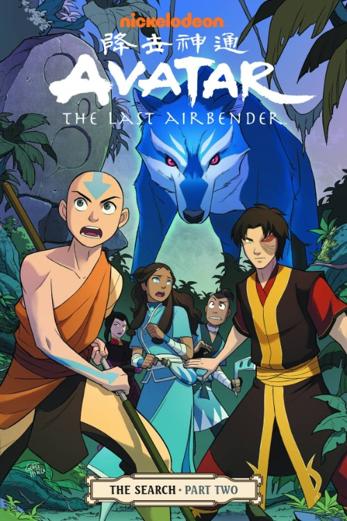 AVATAR: THE LAST AIRBENDER--THE SEARCHVOL 05: SEARCH PART 2