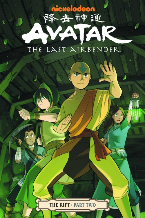 AVATAR: THE LAST AIRBENDER--THE RIFTVOL 08: RIFT PART 2