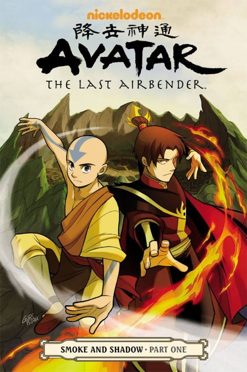 AVATAR: THE LAST AIRBENDER--SMOKE AND SHADOWVOL 10: SMOKE AND SHADOW PART 1