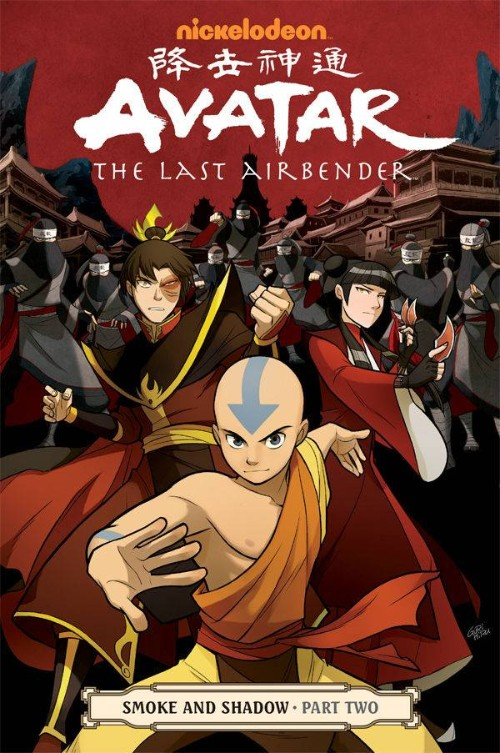 AVATAR: THE LAST AIRBENDER--SMOKE AND SHADOWVOL 11: SMOKE AND SHADOW PART 2