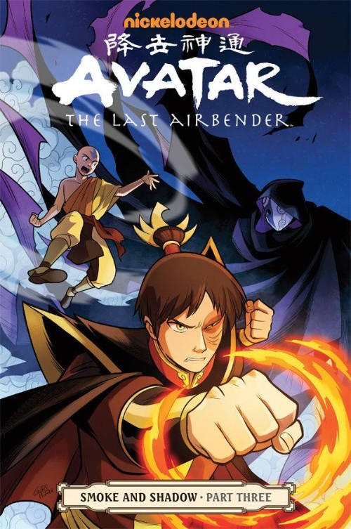 AVATAR: THE LAST AIRBENDER--SMOKE AND SHADOWVOL 12: SMOKE AND SHADOW PART 3