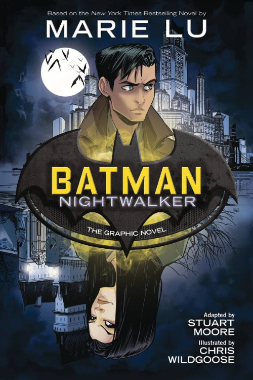 BATMAN: NIGHTWALKER--THE GRAPHIC NOVEL