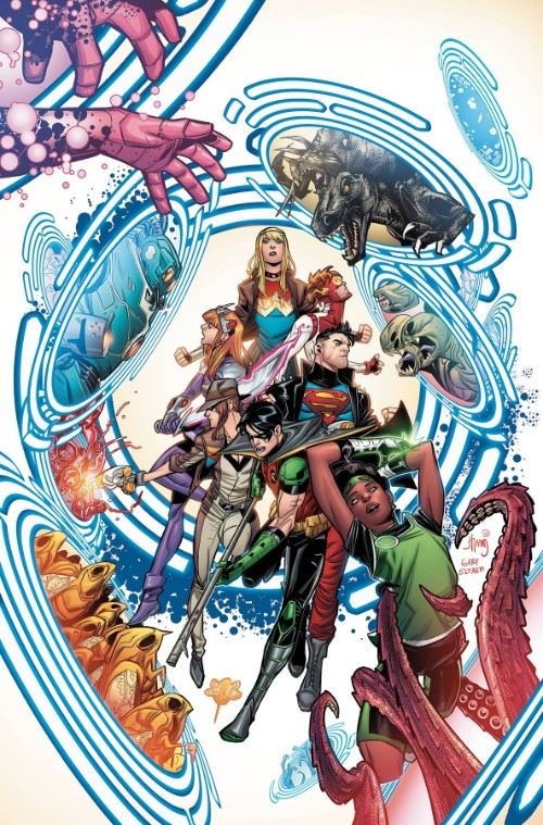 YOUNG JUSTICE#7