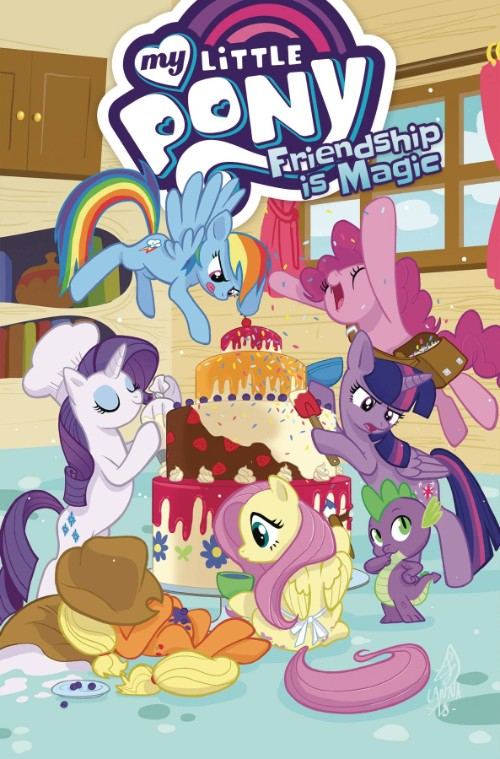 MY LITTLE PONY: FRIENDSHIP IS MAGIC VOL 17