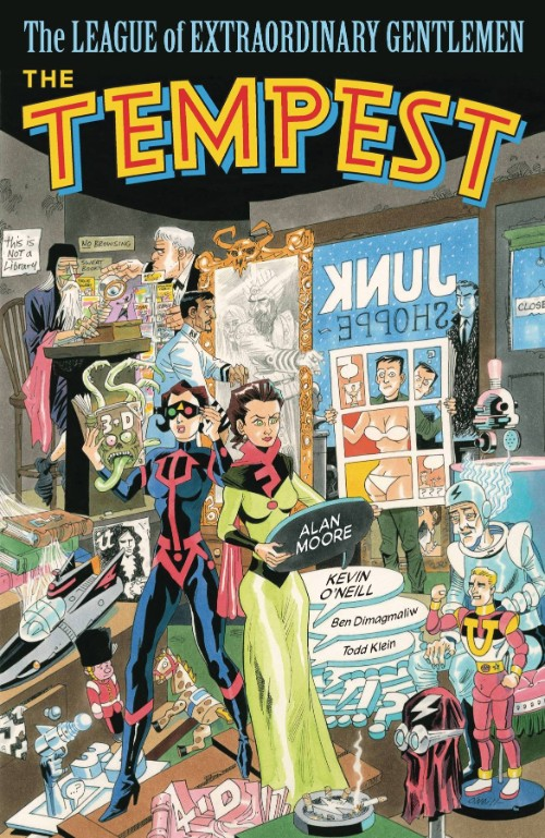 LEAGUE OF EXTRAORDINARY GENTLEMEN: THE TEMPEST