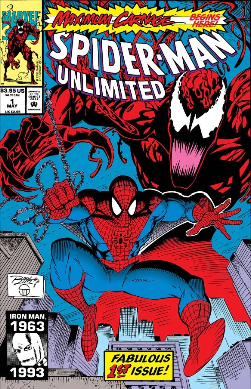 SPIDER-MAN UNLIMITED#1