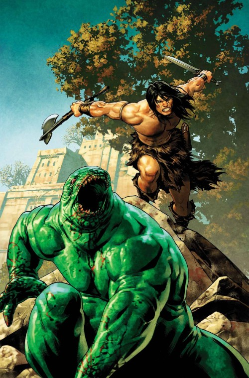CONAN THE BARBARIAN#8