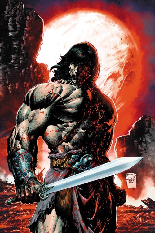 SAVAGE SWORD OF CONAN#7