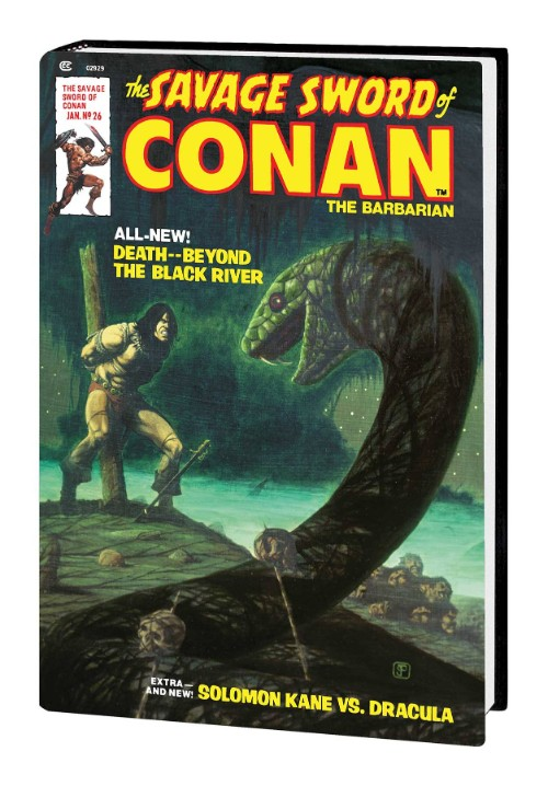SAVAGE SWORD OF CONAN: THE ORIGINAL MARVEL YEARS OMNIBUSVOL 02