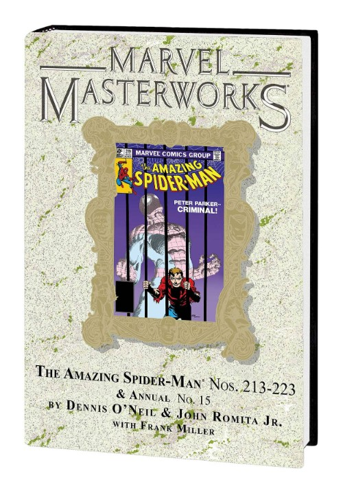 MARVEL MASTERWORKS: THE AMAZING SPIDER-MANVOL 21