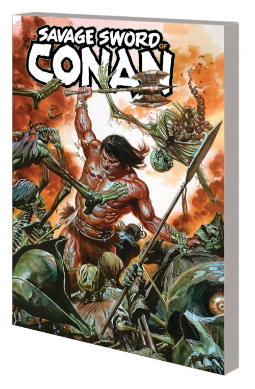 SAVAGE SWORD OF CONANVOL 01: THE CULT OF KOGA THUN