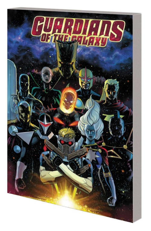GUARDIANS OF THE GALAXYVOL 01: THE FINAL GAUNTLET