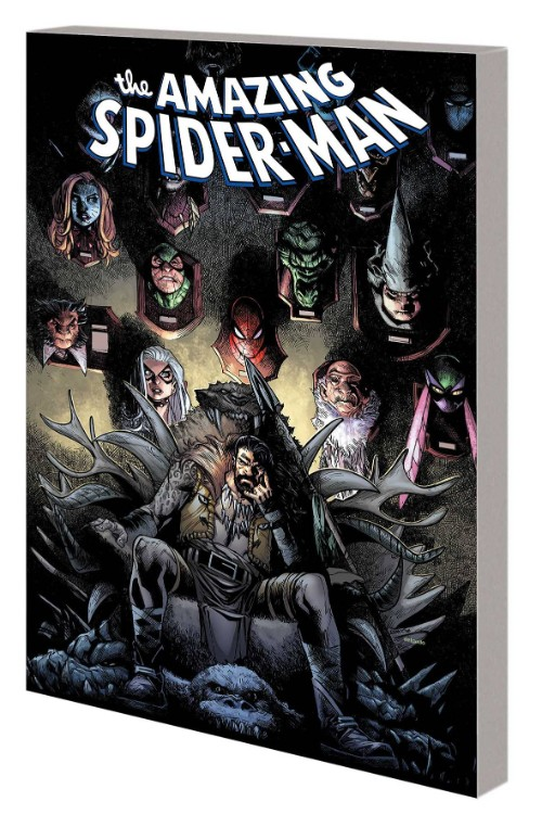 AMAZING SPIDER-MAN BY NICK SPENCER VOL 04: HUNTED