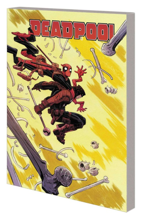 DEADPOOL BY SKOTTIE YOUNG VOL 02: GOOD NIGHT